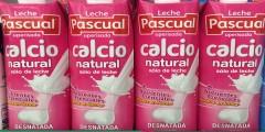 LECHE CALCIO DESNATA