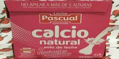 CAJA 6U CALCIO DESNATADA