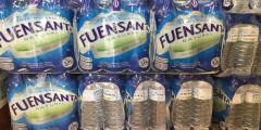 Agua fuensanta pack de 6 unidades de 1,5l