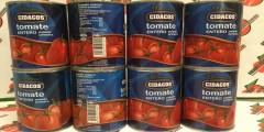 TOMATE ENTERO 1/2 KG